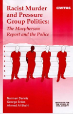 Racist Murder and Pressure Group Politics