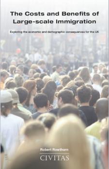 The Costs and Benefits of Large-scale Immigration